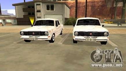 GAZ 24-10 para GTA San Andreas