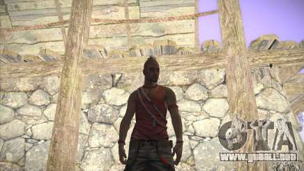 Vaas de Far Cry 3 para GTA San Andreas