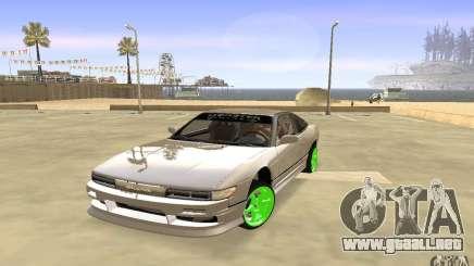 Nissan 200SX Monster Energy para GTA San Andreas