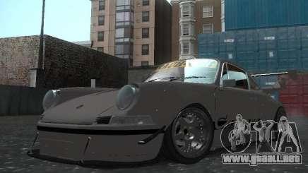 Porsche Carrera RS RWB para GTA San Andreas