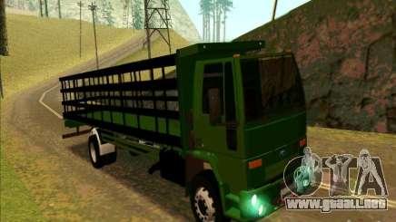 Ford Cargo para GTA San Andreas