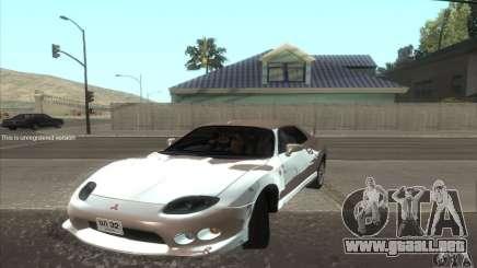 Mitsubishi FTO GP Version R 1998 para GTA San Andreas