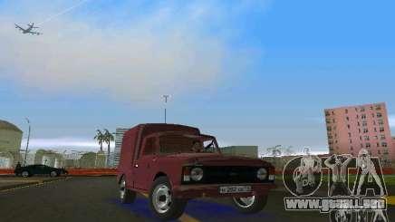 IZH 2715 para GTA Vice City