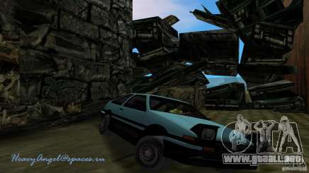Toyota Trueno Sprinter para GTA Vice City