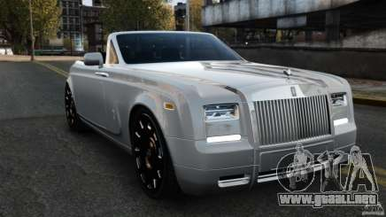 Rolls-Royce Phantom Convertible 2012 para GTA 4