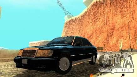Mercedes-Benz 230E para GTA San Andreas