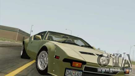 De Tomaso Pantera GT4 para GTA San Andreas