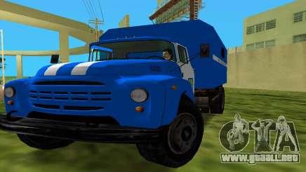 ZIL 130 para GTA Vice City