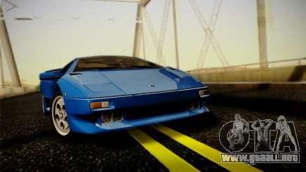 Lamborghini Diablo VT 1994 para GTA San Andreas