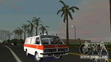 RAF-22031 ambulancia para GTA Vice City