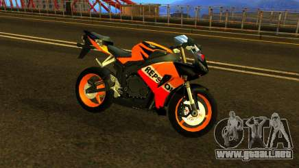 HONDA CBR 1000RR Repsol para GTA San Andreas