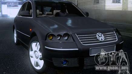 Volkswagen Passat B5+ para GTA San Andreas