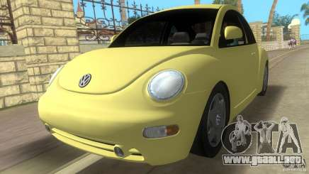VW New Beetle para GTA Vice City