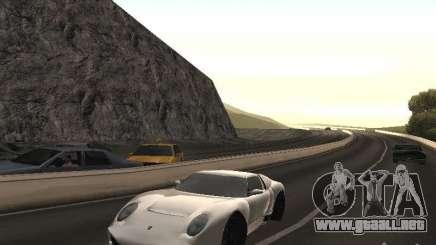 Lamborghini Miura LP670 para GTA San Andreas