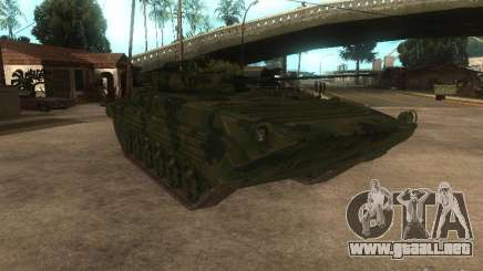 BMP-2 en COD MW2 para GTA San Andreas