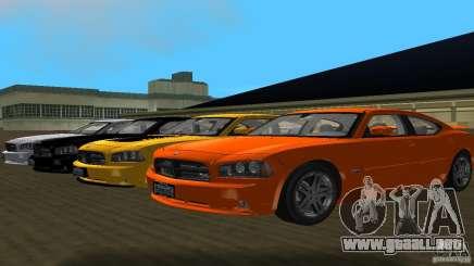 Dodge Charger RT para GTA Vice City