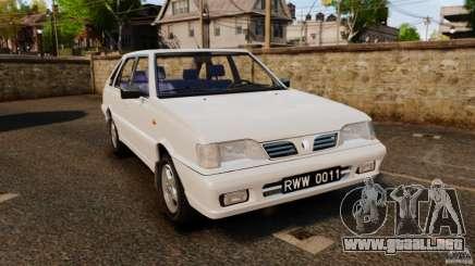 Daewoo-FSO Polonez Caro Plus 1.6 GSI 1998 Final para GTA 4