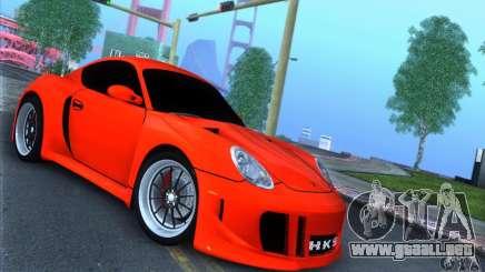 Porsche Cayman S v2 para GTA San Andreas