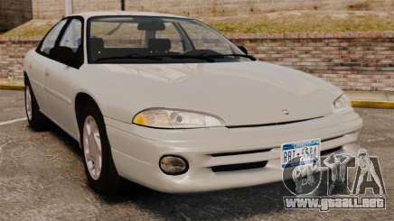 Dodge Intrepid 1993 Civil para GTA 4