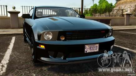 Saleen S281 Extreme Unmarked Police v1.5 para GTA 4