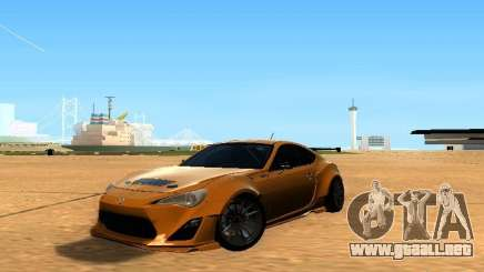 Toyota FT86 Rocket Bunny V2 para GTA San Andreas