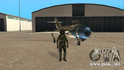 Piloto para GTA San Andreas
