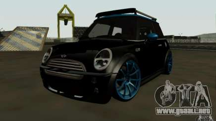 Mini Cooper S Tuned para GTA San Andreas