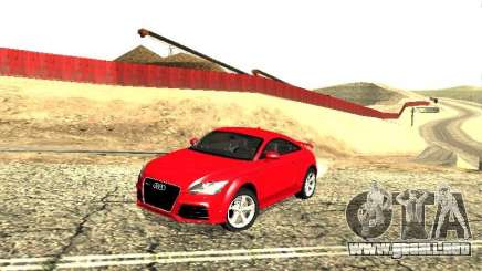 Audi TT-RS Coupe 2011 v.2.0 para GTA San Andreas