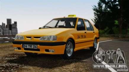 Taxi Renault 19 para GTA 4