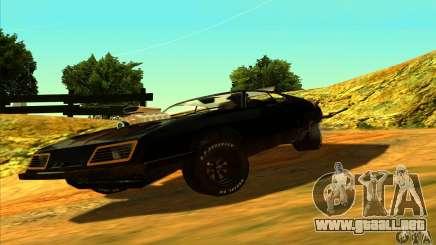 Ford Falcon 351 GT (XB) para GTA San Andreas