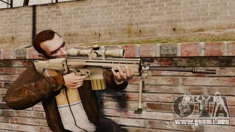 Mk17 SCAR-H para GTA 4