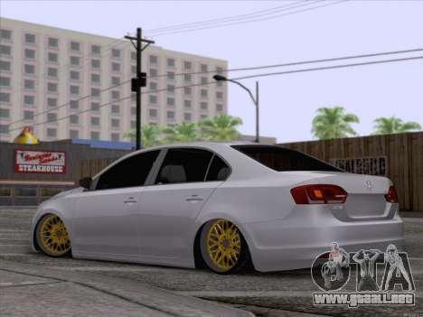 Volkswagen Jetta Rasta para GTA San Andreas left