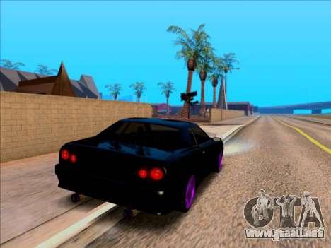 Elegy by Xtr.dor v1 para GTA San Andreas vista posterior izquierda