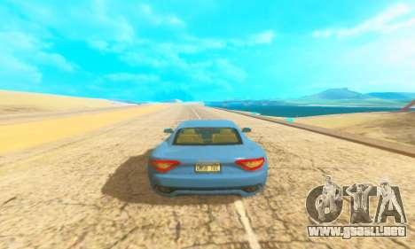 Cool SkyBox para GTA San Andreas segunda pantalla