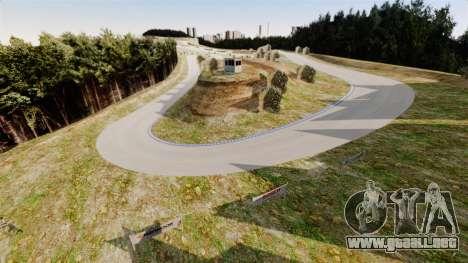 Nueva ubicación Ebisu West para GTA 4 adelante de pantalla
