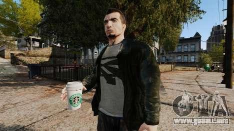 Una nueva taza de café para GTA 4 adelante de pantalla