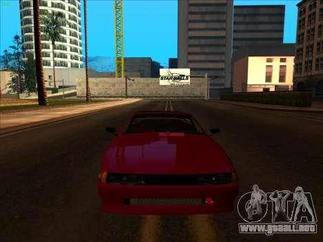 Elegy pickup by KaMuKaD3e para visión interna GTA San Andreas