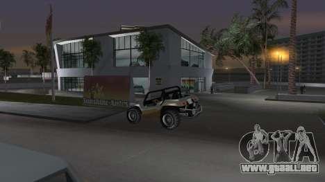 GTA United 1.2.0.1 para GTA San Andreas octavo de pantalla