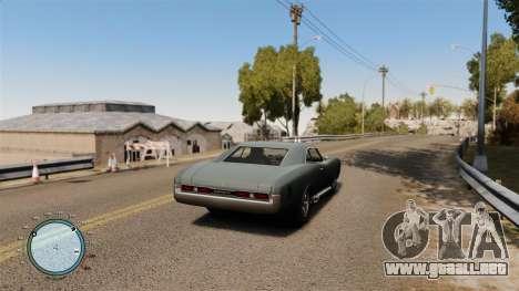 Velocímetro AdamiX v4 para GTA 4 segundos de pantalla