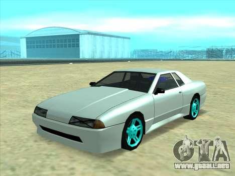 Drift elegy by KaMuKaD3e para GTA San Andreas left