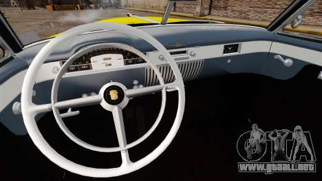 Cadillac Series 62 convertible 1949 [EPM] v2 para GTA 4 vista interior