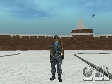 Comando para GTA San Andreas sexta pantalla