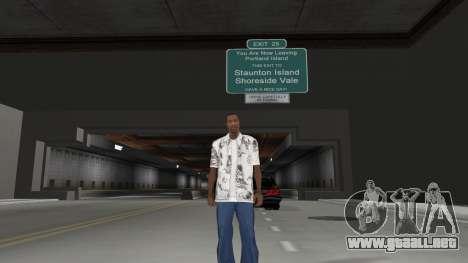 GTA United 1.2.0.1 para GTA San Andreas twelth pantalla