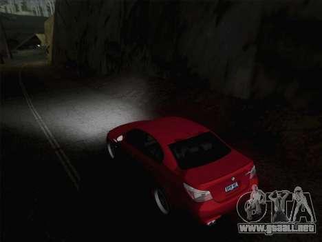 Faros de media y alta haz para GTA San Andreas