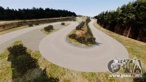 Nueva ubicación Ebisu West para GTA 4 tercera pantalla