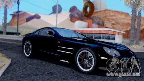 Extreme ENBSeries 2.0 para GTA San Andreas tercera pantalla