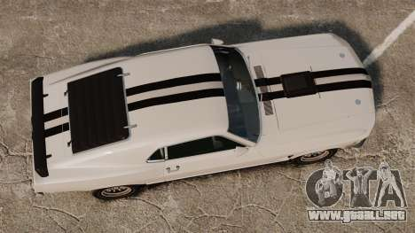 Ford Mustang Mach 1 Twister Special para GTA 4 visión correcta