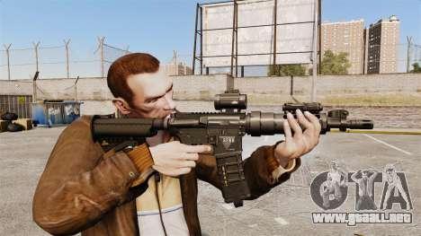 V1 M4 Tactical para GTA 4