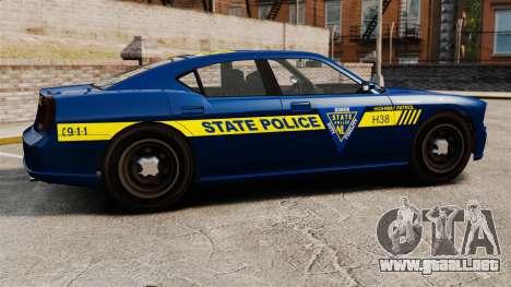 NLSP Buffalo para GTA 4 left