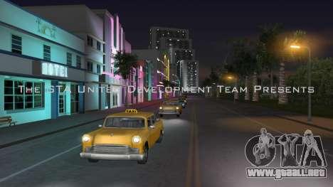 GTA United 1.2.0.1 para GTA San Andreas quinta pantalla